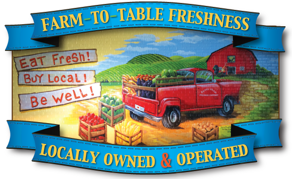 About Berry Fresh Cafe Farm-To-Table Freshness